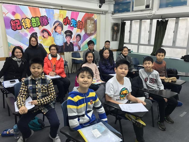 (相片由香港教育大學提供)