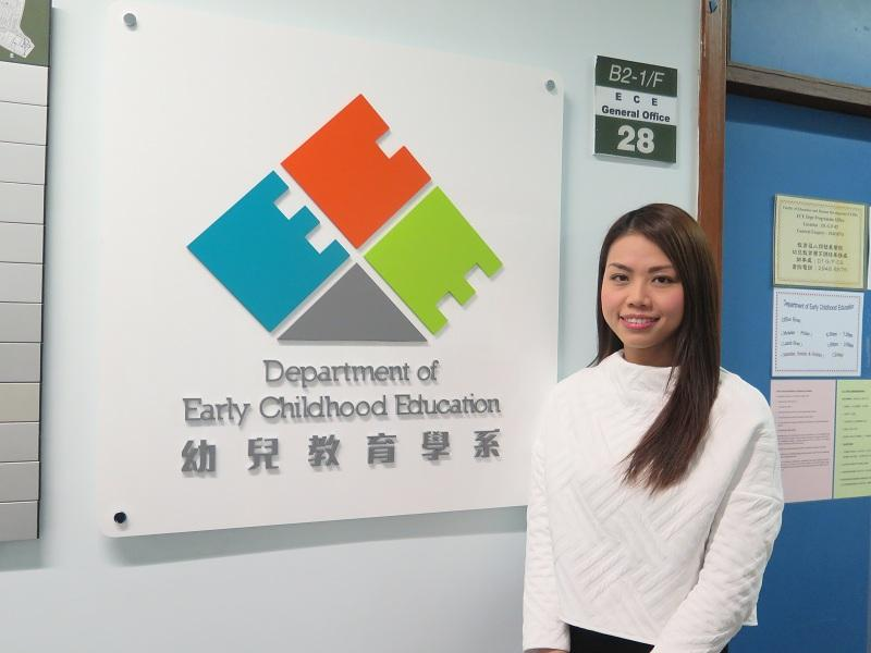 香港教育大學幼兒教育學系助理教授、「兒童與家庭教育文學碩士」課程主任劉怡虹博士