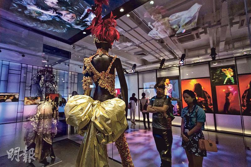 「曖昧:香港流行文化中的性別演繹」展覽