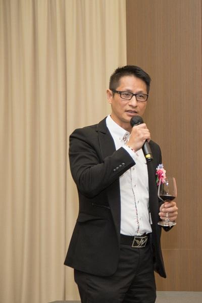 香港浸會大學「公共行政管理碩士」課程主任劉永松教授