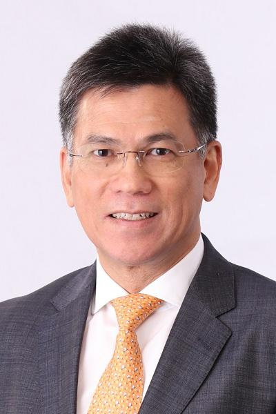 香港電腦學會會長、中信銀行 (國際) 資訊科技及營運總監梁建文