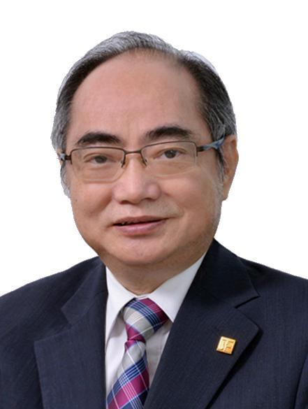 香港測檢認證協會主席楊志華
