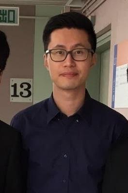 香港浸會大學化學系講師何觀陞博士