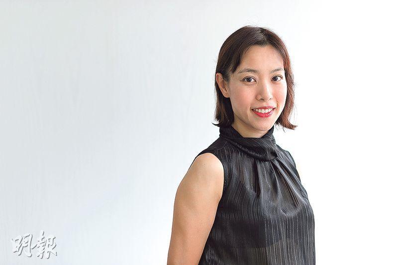 藍芳(圖:蘇智鑫)