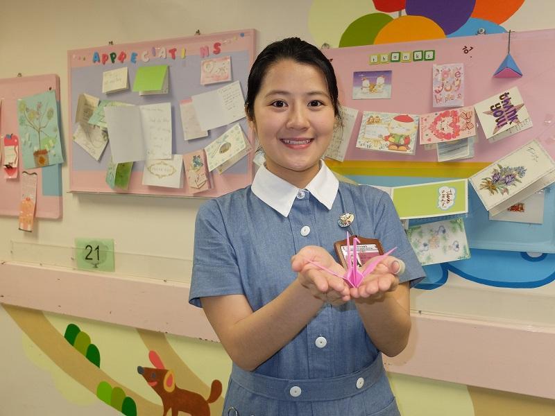 註冊護士毛希桐 (Sarah)