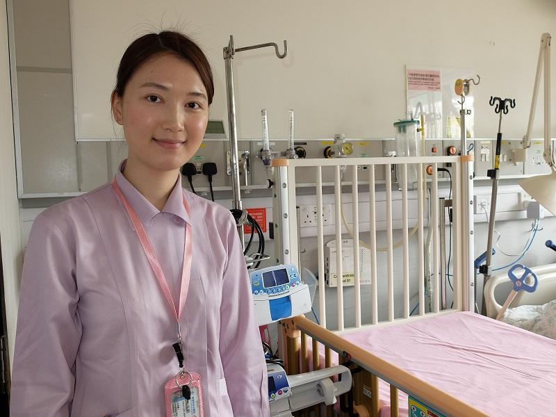 註冊護士Momoko