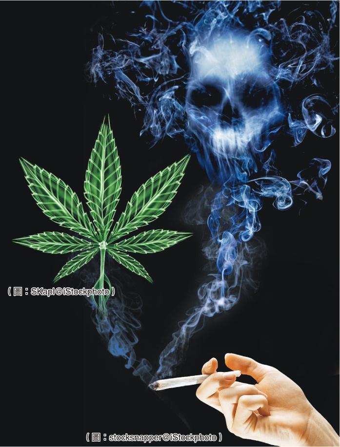 大麻成癮——很多人低估大麻的禍害,以為不會上癮;當發覺有副作用時,已經大麻成癮,後患無窮。
