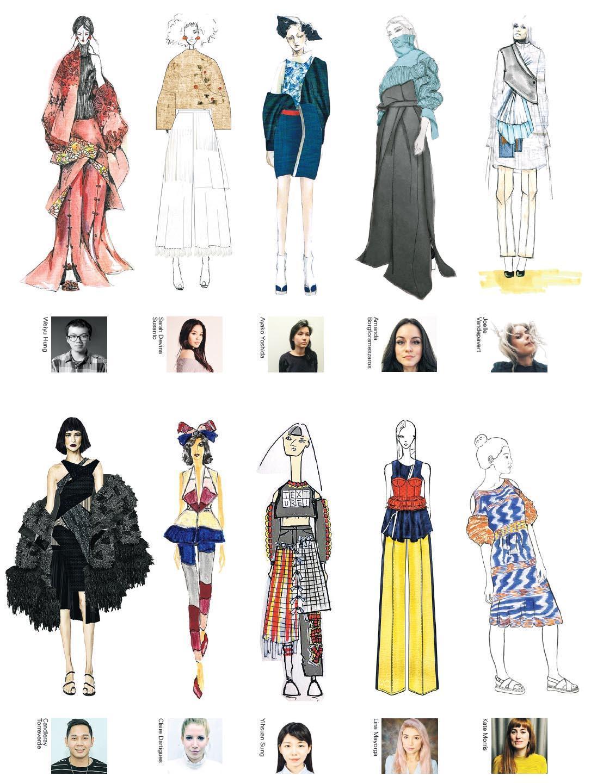 「衣酷適再生時尚設計」比賽今屆將於九月份公布結果,得獎者能協助以可持續方式營運的新興時裝品牌BYT打造一個精品系列,產品將於BYT的網上商店及精品百貨連卡佛發售。(相片由品牌提供)