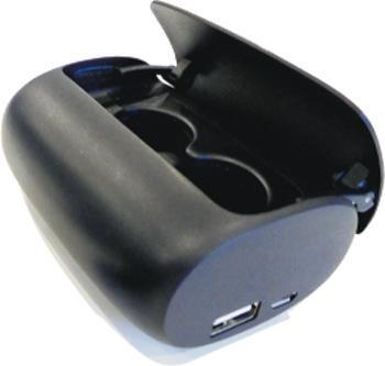 AirBuds的盒子既方便攜帶耳機也是一個移動電源,可為AirBuds充電20次。