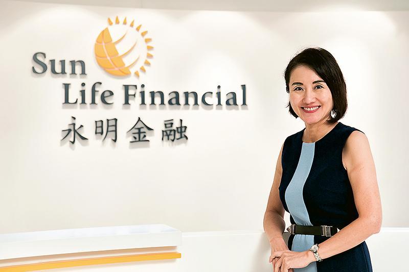 香港永明金融分銷及市務總經理區張明儀