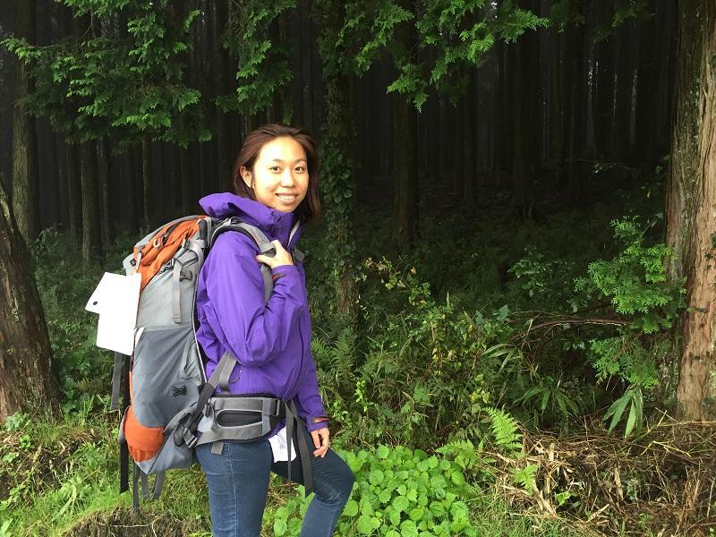 香港生態旅遊專業培訓中心高級經理/企業發展主管張單媚