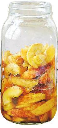 - 偏方無效——網上有傳用蘋果醋、香蕉皮治療疣,但成效存疑。(資料圖片)