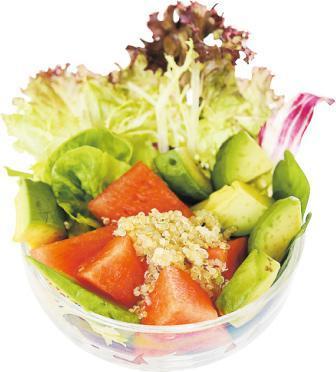 良好飲食——良好的生活及飲食習慣,加上心情開朗,有助預防感染疣。(資料圖片)