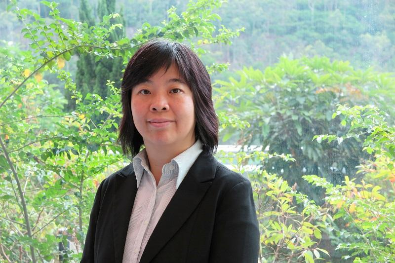 香港浸會大學國際學院應用科學學部學科統籌胡麗恩博士