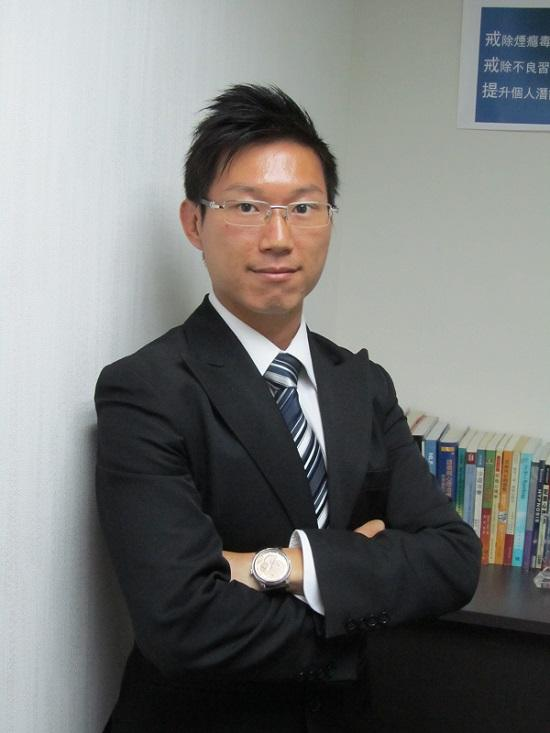 仁愛堂 YES 專業進修課程「兒童輔導心理學證書」課程導師黃志邦