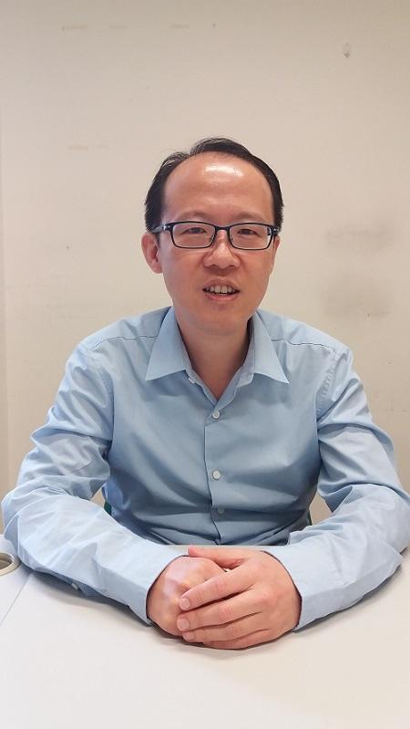 嶺南大學持續進修學院商學部主任王敏聰