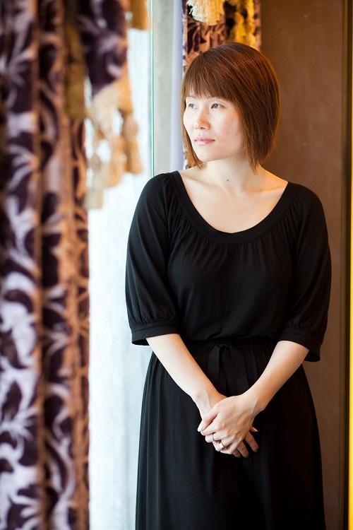 法國婚紗攝影銷售及市場推廣總監Olivia Cheng