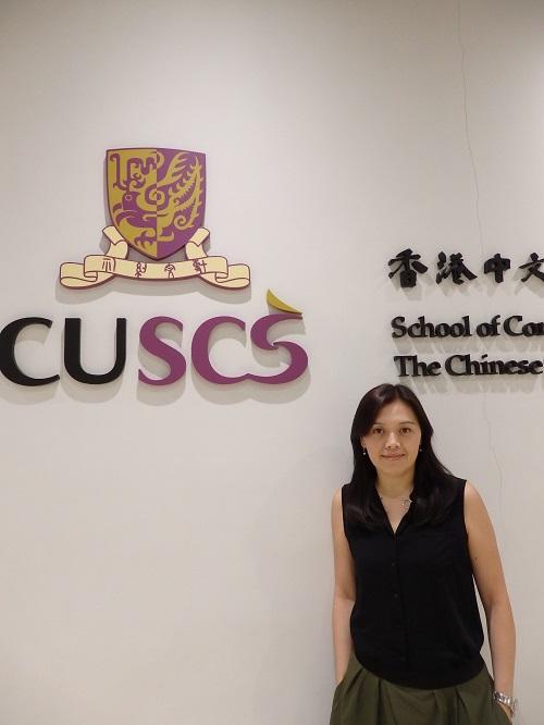 香港中文大學專業進修學院商業及管理課程講師李麗心 (Peggy)