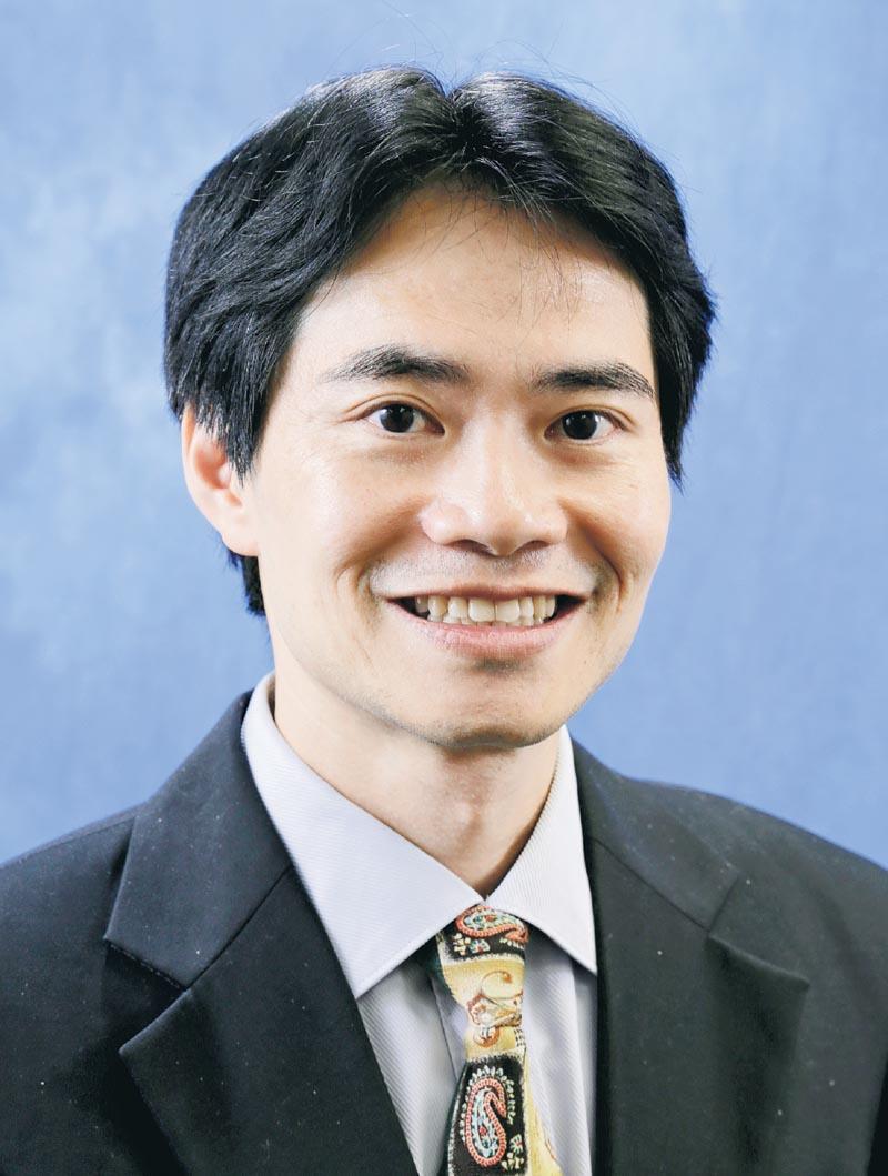 香港中文大學生物醫學工程學系系主任湯啟宇教授
