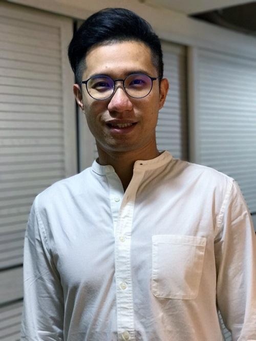 麥堅時復康服務中心董事總經理陳洪楷