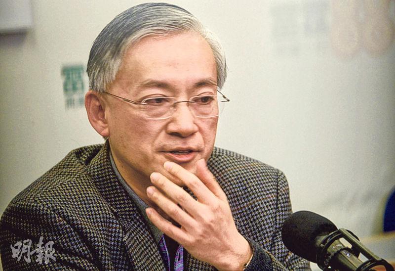 天文台長岑智明
