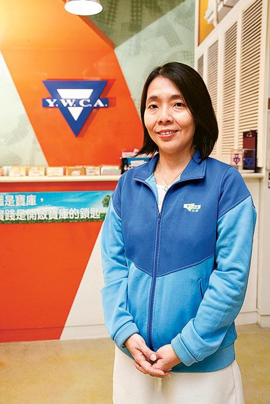 香港基督教女青年會職涯發展及持續教育部經理李雅琪