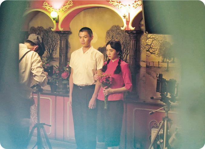 〈迷離境界〉——第三集〈迷離境界〉訪問了郭鳳好婆婆,講述由內地游水到香港的經歷。此集在後天(15日)播放。(圖:ViuTV)