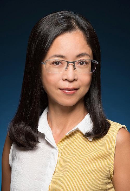 香港浸會大學生物系助理教授鍾姍姍博士