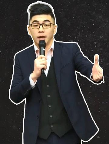 國際認證全腦發展培訓師、亞洲記憶運動協會記憶執行師 (一級) 譚家豪 (Simon)
