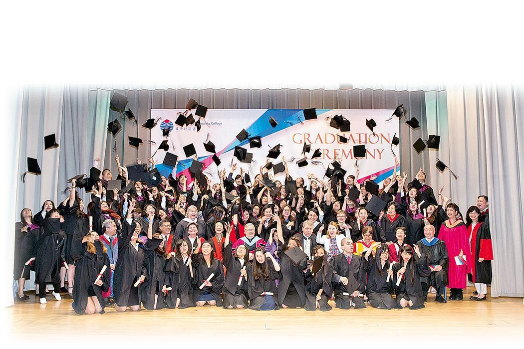 耀中社區書院以「幼兒教育高級文憑」為其旗艦課程,致力培訓新一代優秀幼師。