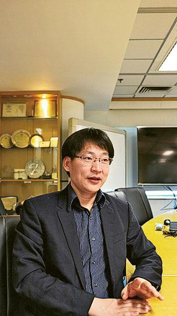城大機械及生物醫學工程學系副教授王鑽開博士