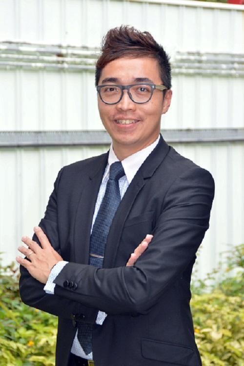 基督教勵行會培訓服務科市場拓展及聯絡部高級經理李國偉 (Albert)
