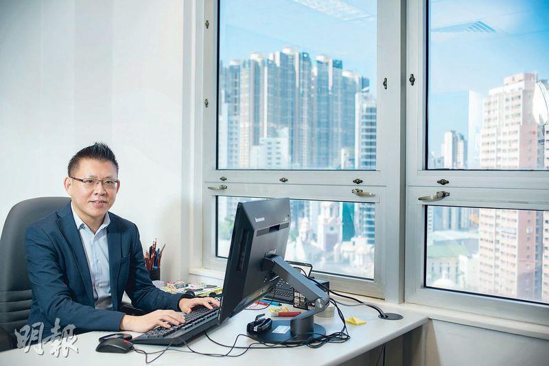 非新事物——香港大學專業進修學院高級課程主任陳斌指big data並非什麼新事物,以前它叫統計學(Statistics),一直以來大家都是藉着統計學分析做商業決定。(圖:馮凱鍵)