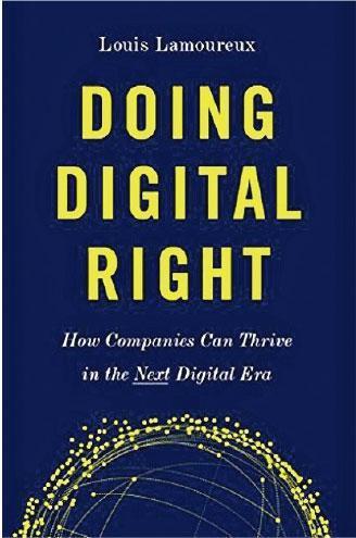 Doing Digital Right增收入減成本——書中內容包括:如何將數碼化引入產品與服務中;擁抱數碼技術的企業如何比他們的競爭對手更加優秀;為什麼世界已經慢慢開始超越人工智能和機器人與社交媒體;什麽新技術會在數碼年代猛增;如何增加企業的收入和減低成本。(網上圖片)