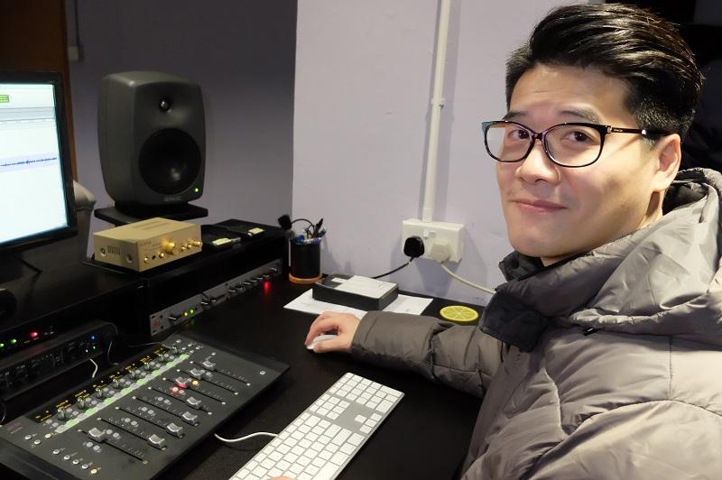 SG Production 負責人楊耀泰