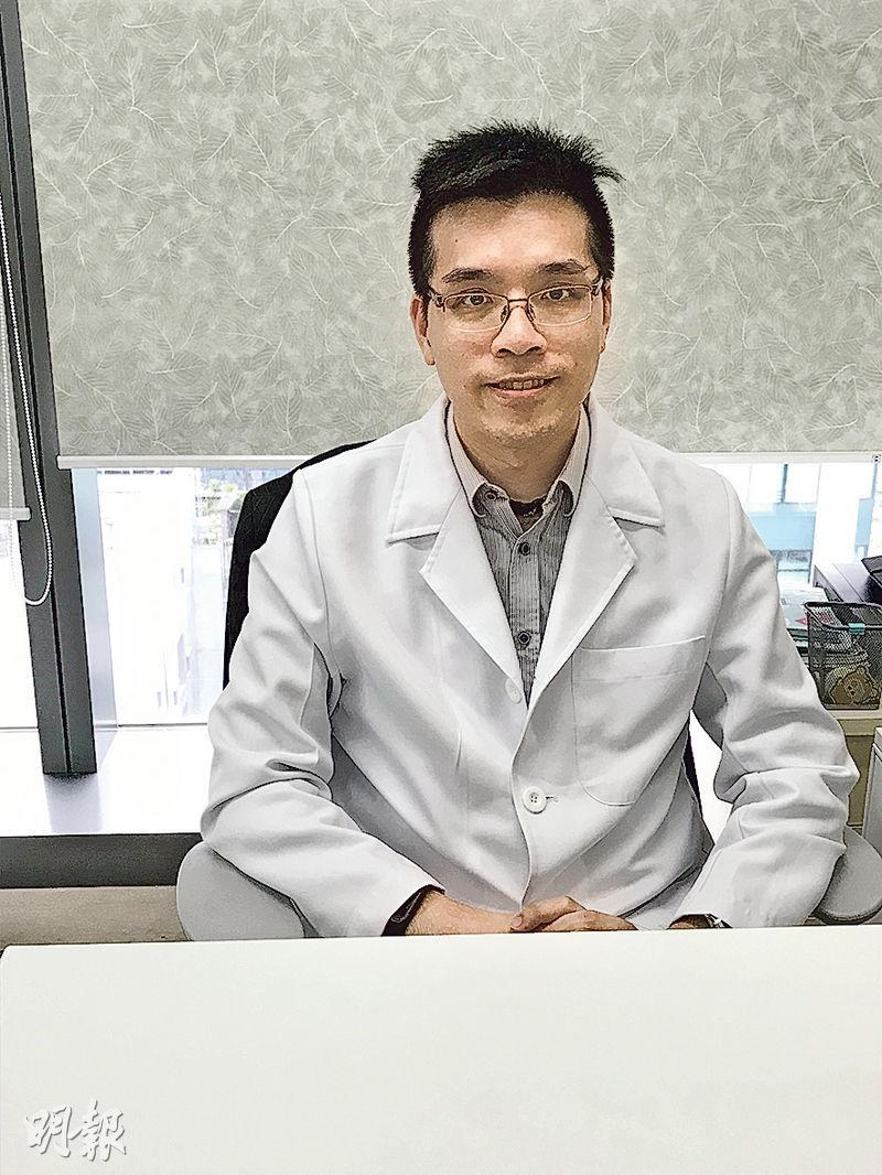 註冊營養師詹兆洲(圖:許朝茵)