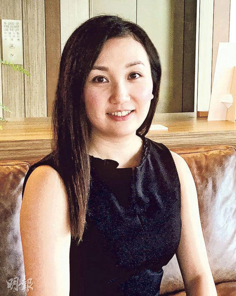 註冊職業心理學家陳曉翎(資料圖片)