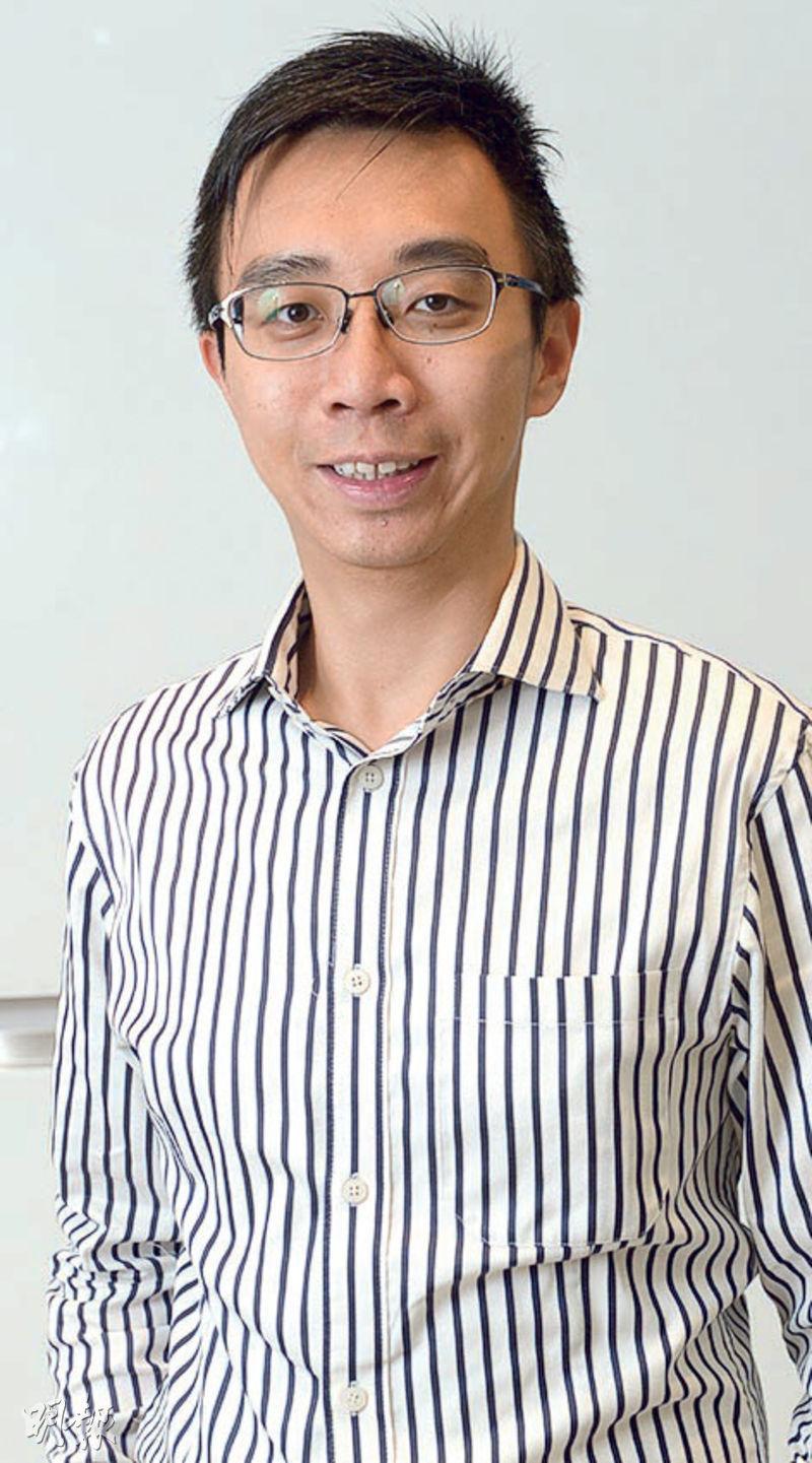 亞洲運動及體適能治療中心註冊物理治療師梁澤祺(圖:劉焌陶)