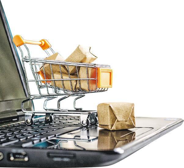 「購物車」——下次將心儀貨品加進「購物車」後,過幾日再看看是否喜歡或需要,或許能避免買「無謂」的產品。(圖:BogdanVj@iStockphoto)