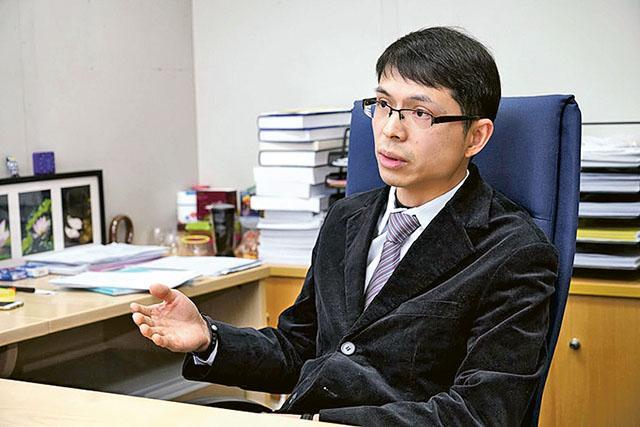 葉盛泉博士