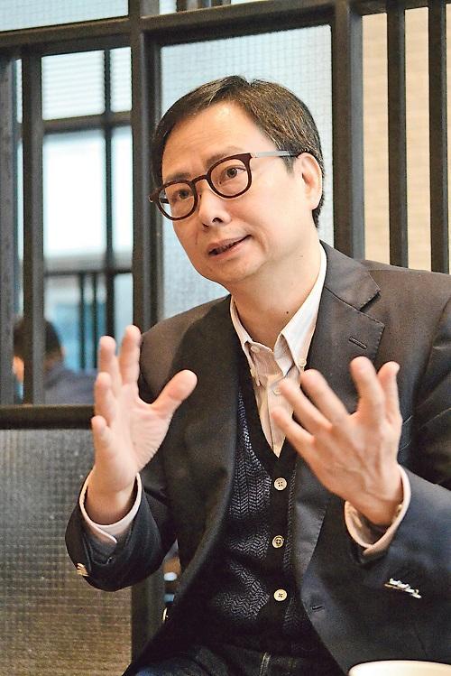 寰亞綜藝集團聯合創辦人、資深電影監製莊澄(資料圖片)