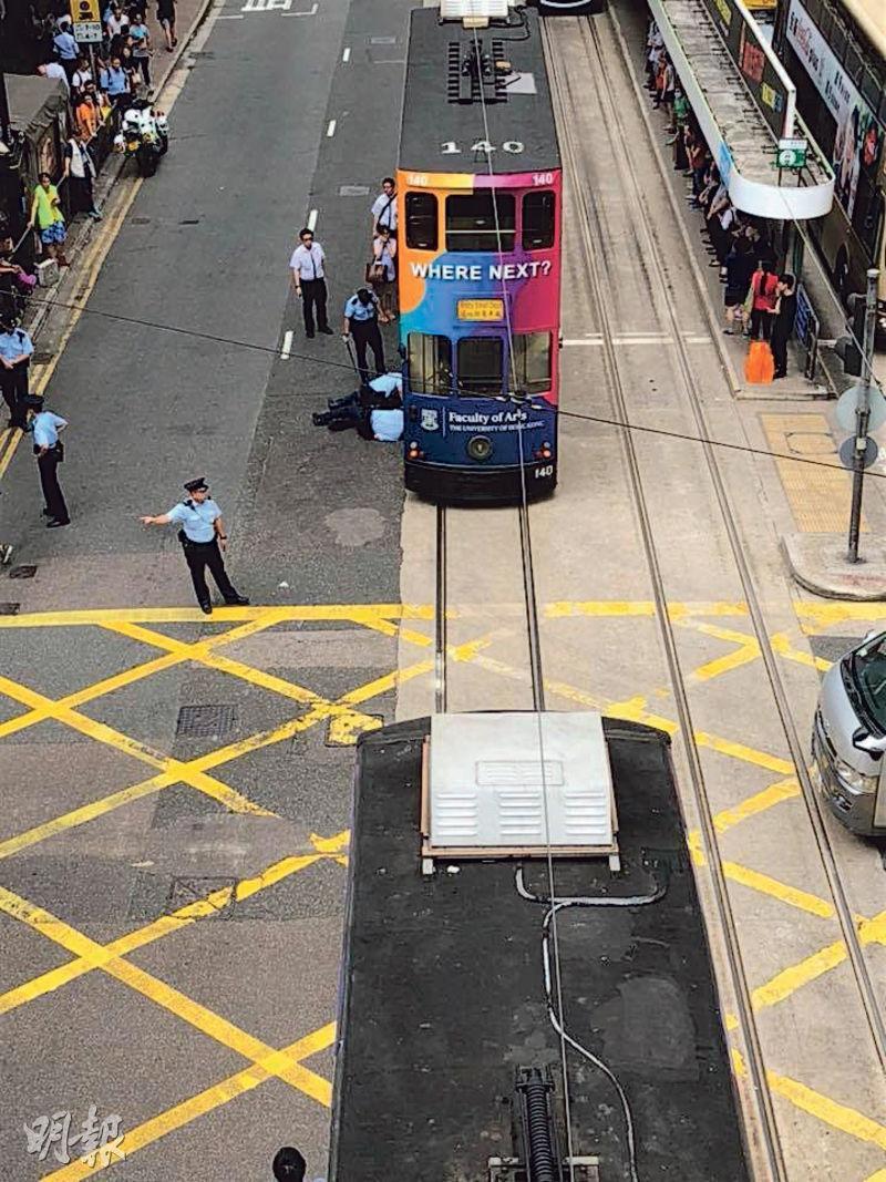 (香港突發事故報料區圖片)
