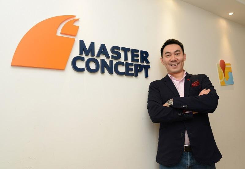雲端顧問公司 Master Concept (思想科技) 總監暨聯合創辦人王智信 (Dennis)