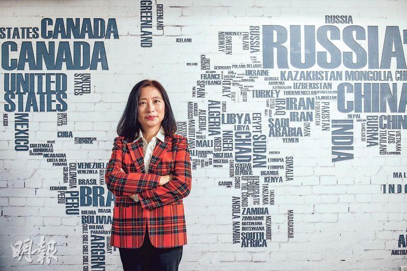 互相尊重——Joanna曾跟多個不同國籍的上司共事,認為要主動了解和互相尊重,才能消除工作上因文化差異帶來的矛盾。(圖:馮凱鍵)