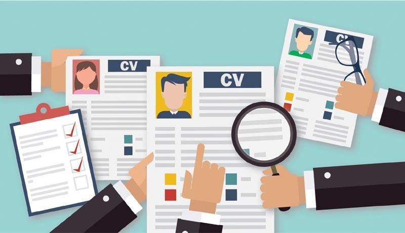 撰寫求職信、履歷表 做面試準備