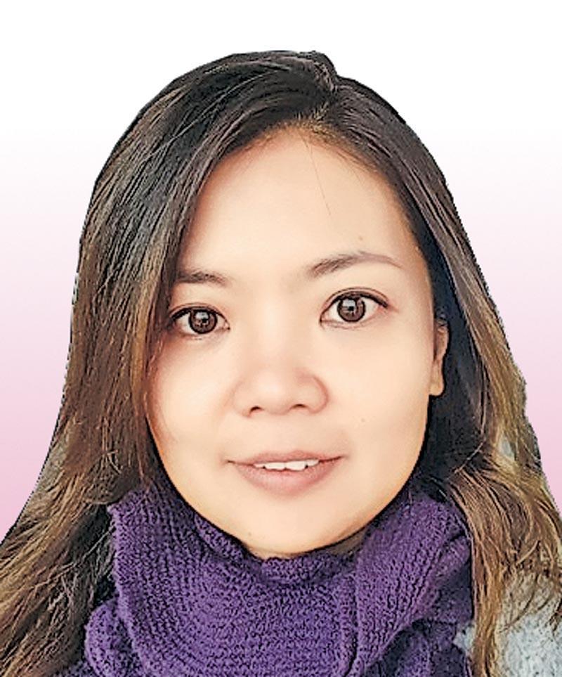 香港職業發展服務處高級輔導主任梁穎思 (Sylvia)