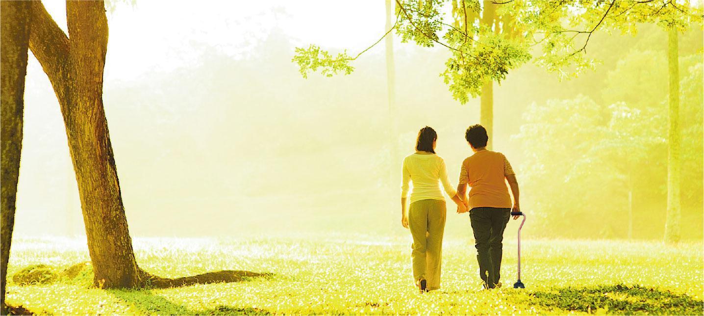 復康治療——中風患者需要接受復康治療,增強肌力與平衡力,提升活動能力,有助改善生活質素。(圖:szefei@iStockphoto,設計圖片)