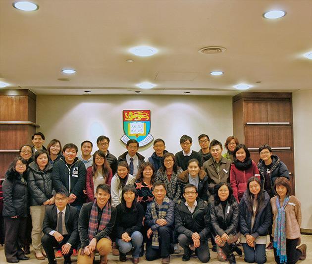 香港大學2018至2019年度精神醫學(思覺失調學)