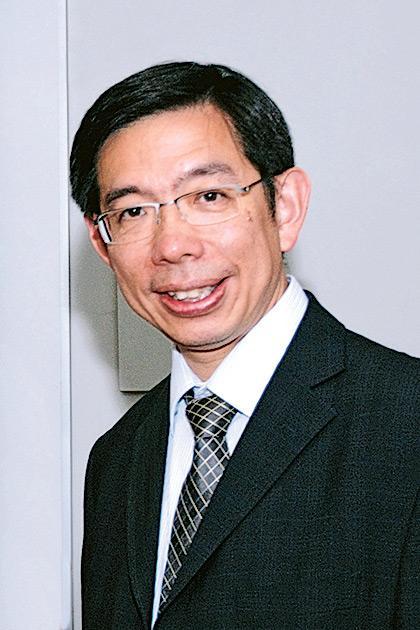 課程總監陳友凱教授 (Prof. Chen)