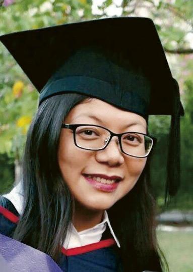 王家敏 (註冊社工, 香港中文大學學生事務處心理健康及輔導中心/學生發展輔導主任)